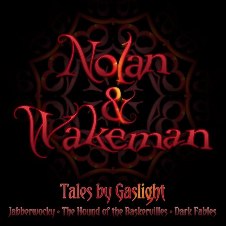 Wakeman & Nolan 3CD Box Set – Tales By Gaslight