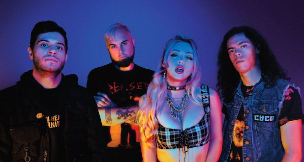 Sumo Cyco return with new track 'Bystander'