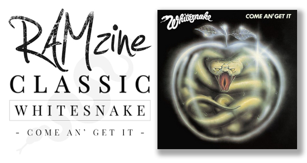 Lonely Days, Lonely Nights – Celebrating The 40th Anniversary Of Whitesnake's Come An' Get It