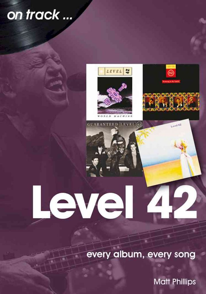 Level 42 on track