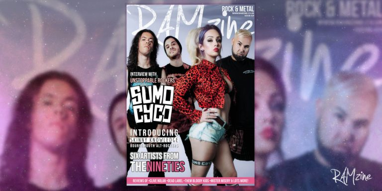 RAMzine 29 | Sumo Cyco, Skinny Knowledge, Six From the 90's