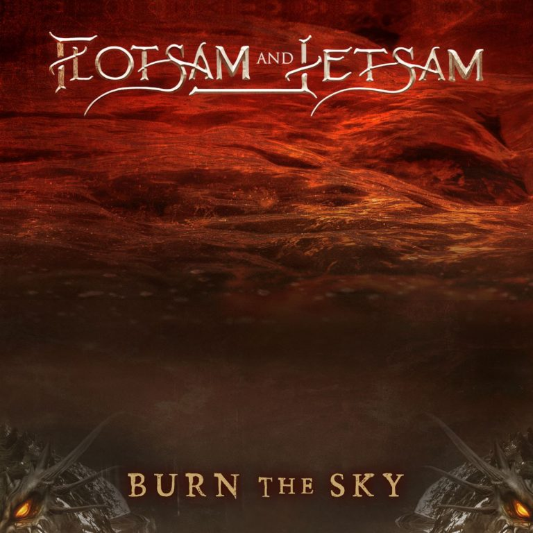 Flotsam And Jetsam Burn the Sky