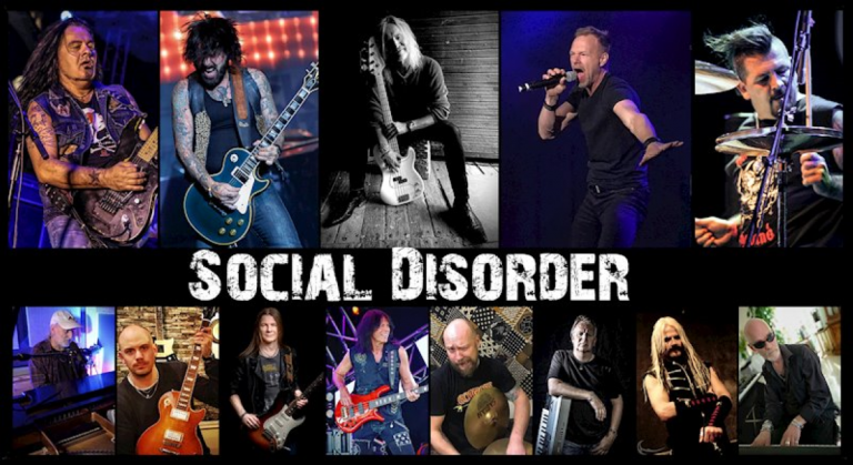 Social Disorder Love 2 Be Hated!