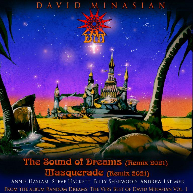 David Minasian Progesssive Rock Remixes