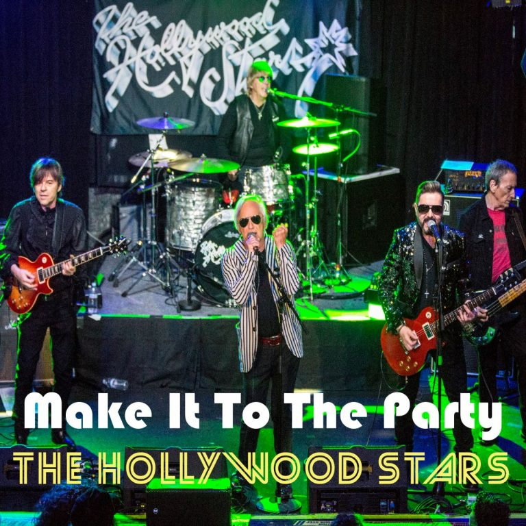 The Hollywood Stars Party!