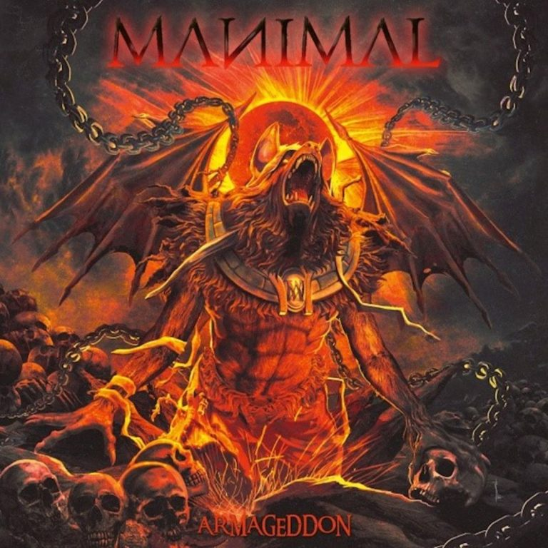 Manimal Burn in Hell