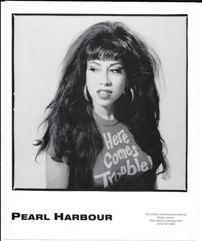 Pearl Harbour… Here Comes Trouble