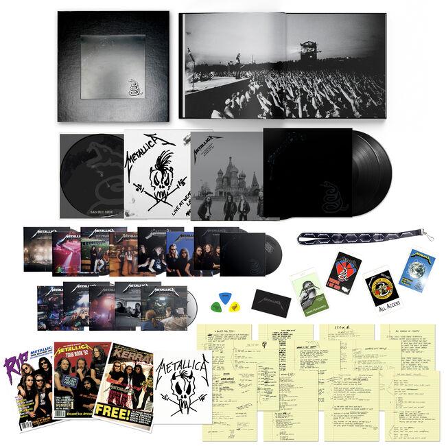 "Metallica set to celebrate the ""Black Album"" with epic remaster"