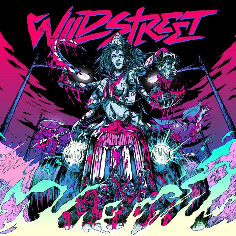 Wildstreet's Third Album Release