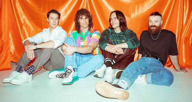 Don Broco slam us with new track 'Gumshield'