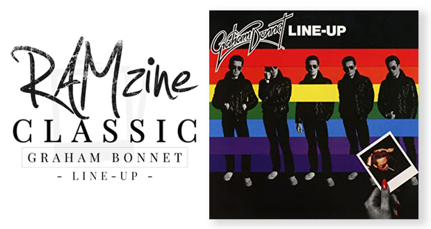 That's the way it is – The 40th anniversary of Graham Bonnet's Line-Up album