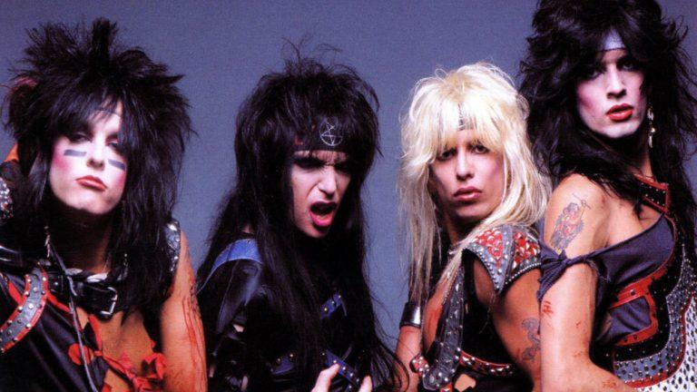 Mötley Crüe hit 40th Anniversary and reissue Girls, Girls, Girls