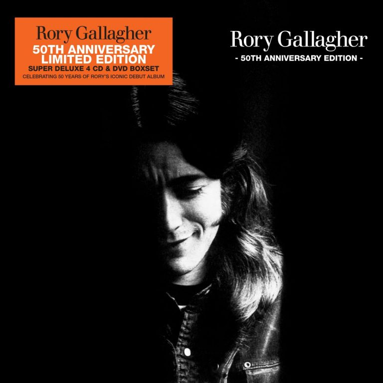 Rory Gallagher Solo Debut 50th Anniversary Edition