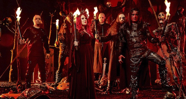 Cradle Of Filth unleash new track 'Crawling King Chaos'