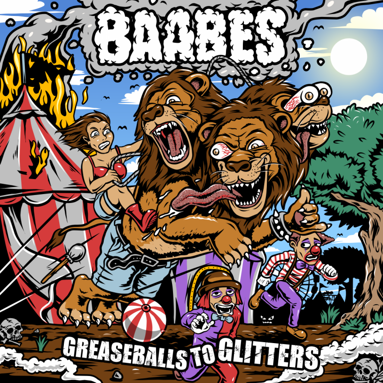 From Greaseballs To Glitters with Baabes