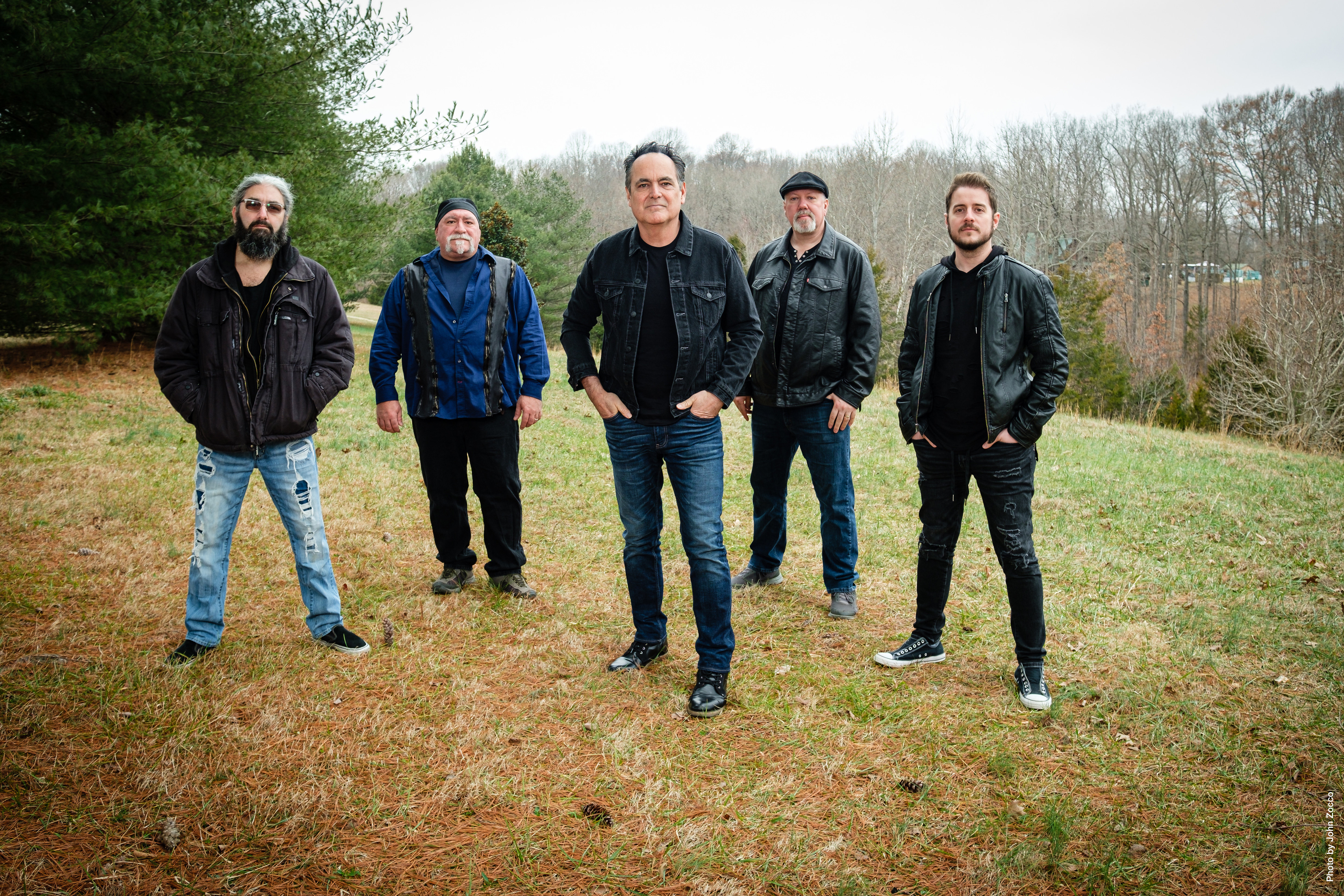 Neal Morse Band play with Innocence And Danger