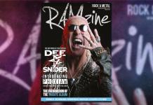 RAMzine Issue 30 Dee Snider