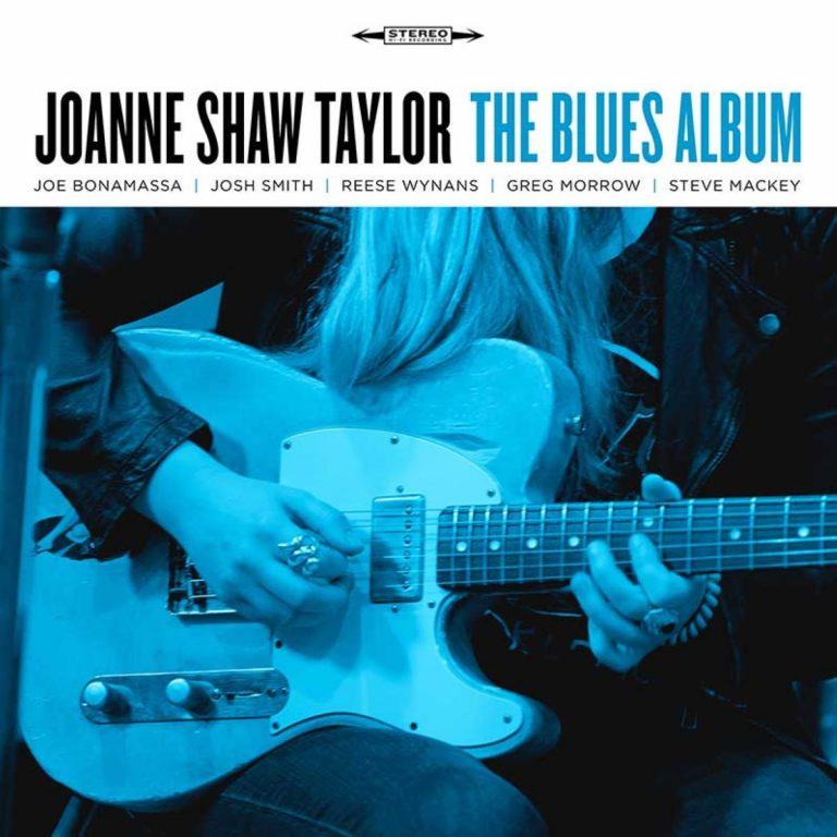 Joanne Shaw Taylor Sings the Blues