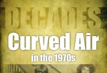 CURVED AIR - Every album, every track