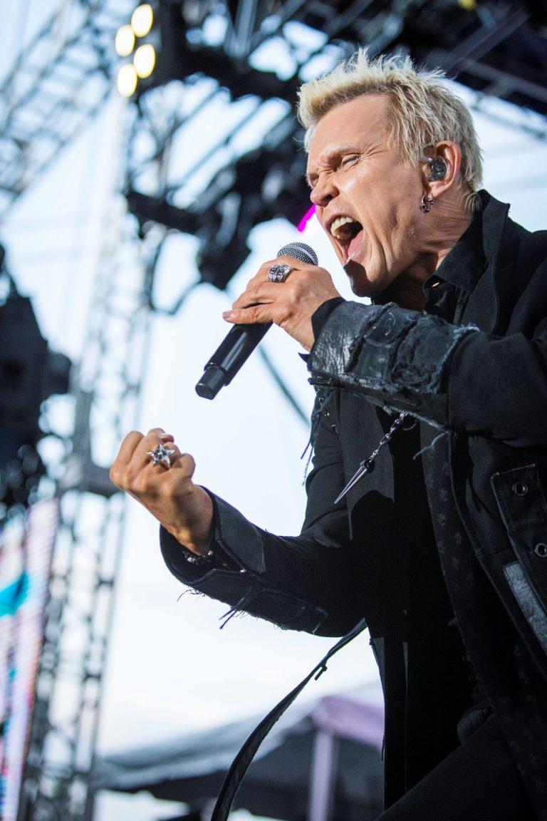 Billy Idol & Go-Go's Hit UK for Roadside Tour 2022