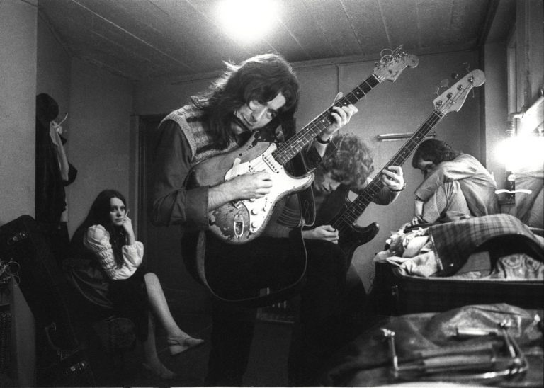Rory Gallagher's Band OF Friends Play Tribute